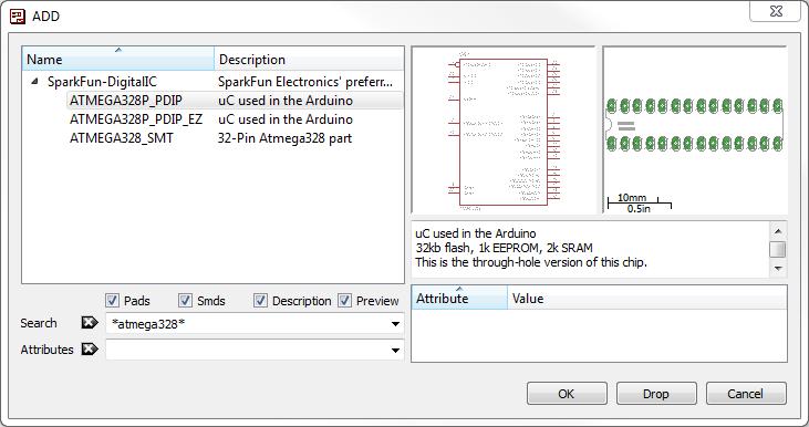 Arduino pro mini eagle library download