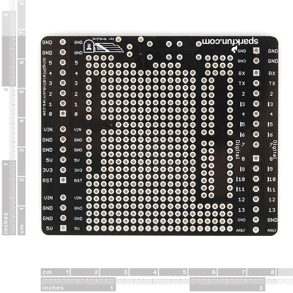 Arduino ScrewShield