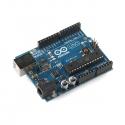 Плата управления, для нее пишется программа используя soft- Arduino .