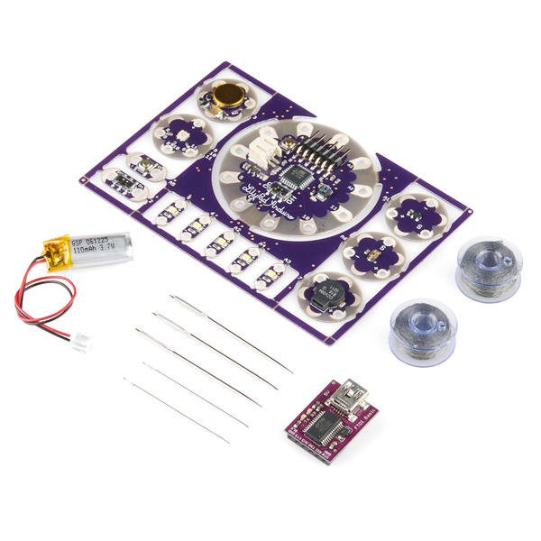 The LilyPad Development Kit