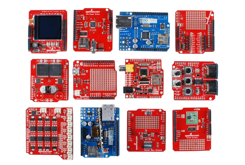 What is an arduino learn sparkfun