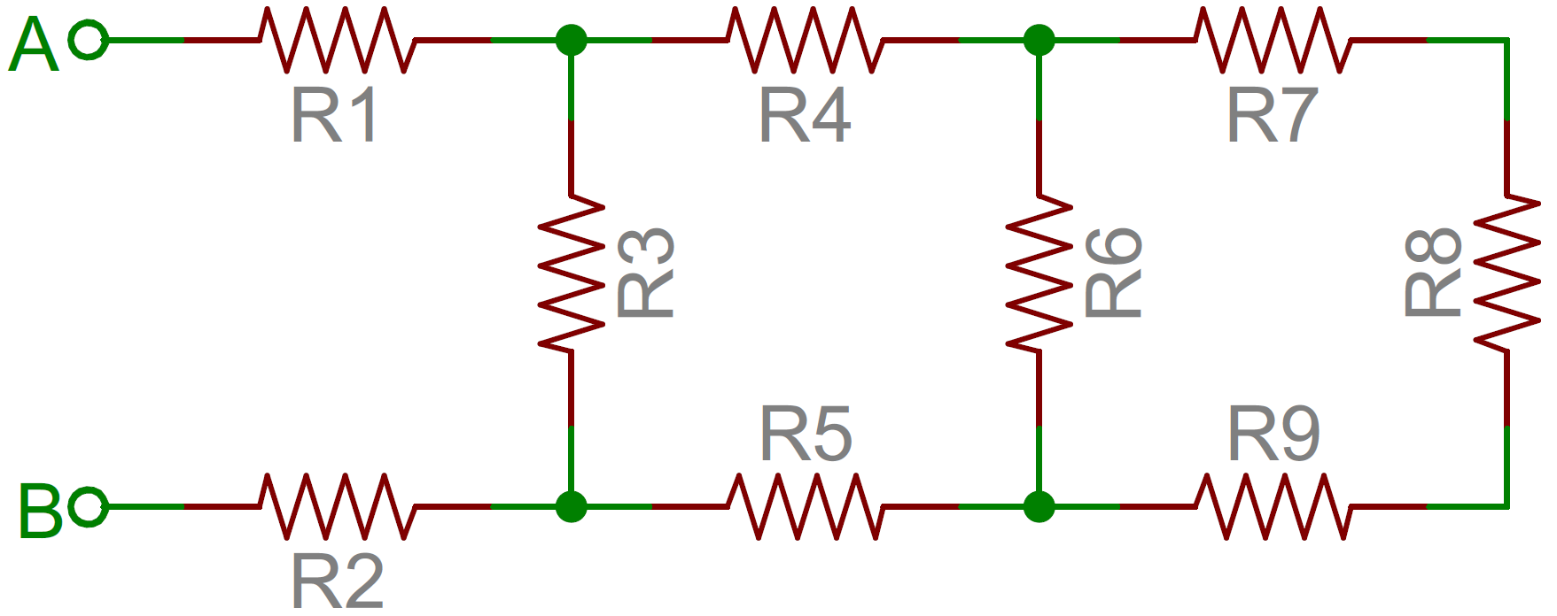 Solving Series And Parallel Circuit Problems