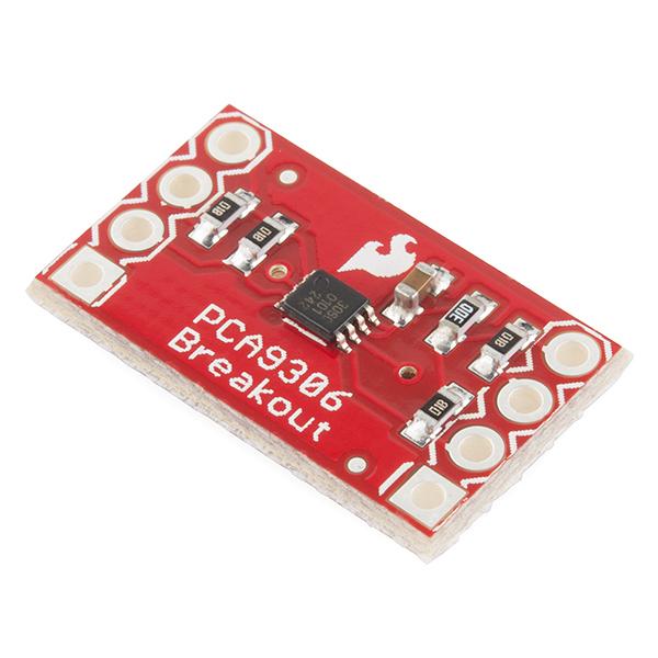 PCA9306 Breakout Board