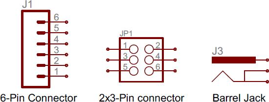 Connector symbols