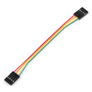 Jumper Wire - 0.1 4-pin