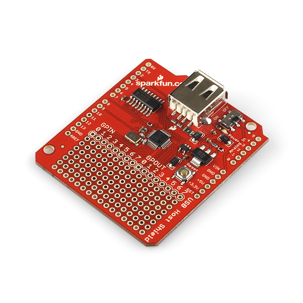How to handle multiple spi slaves with usb host shield on