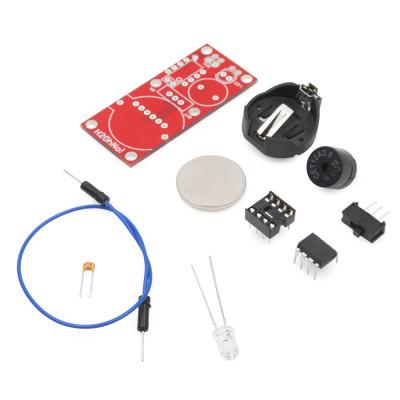 H2OhNo kit parts