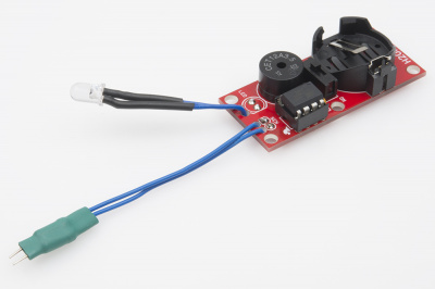 Remote water sensor