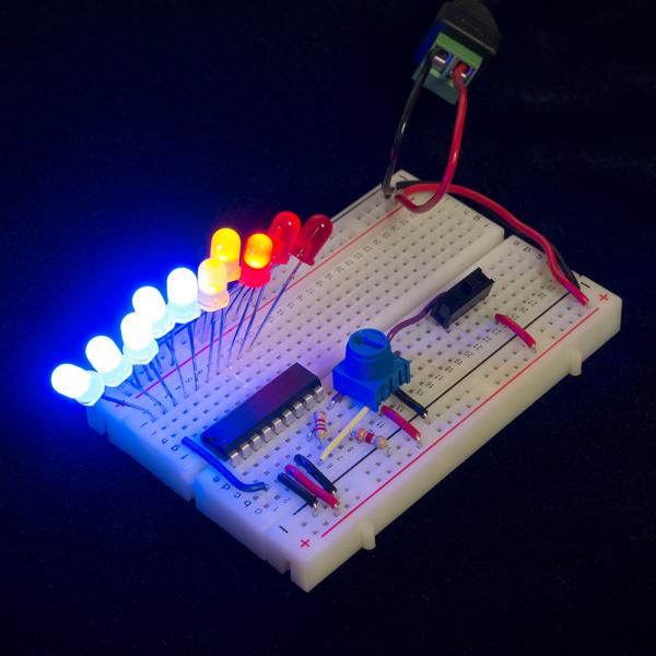 simple circuit photo