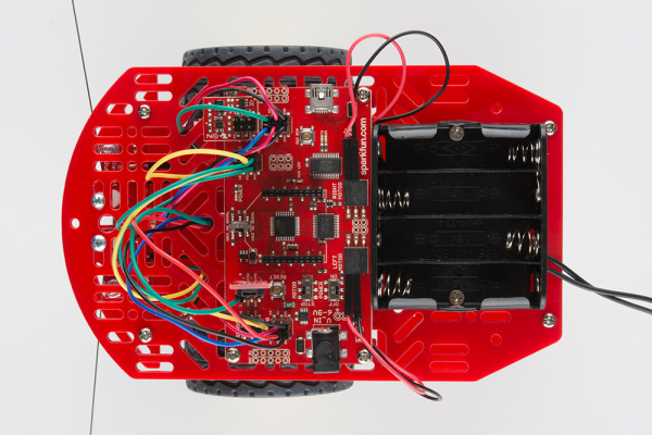 jumper wire for motors