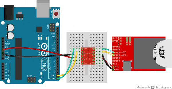 https://learn.sparkfun.com/tutorials/using-the-logic-level-converter/hookup-examples