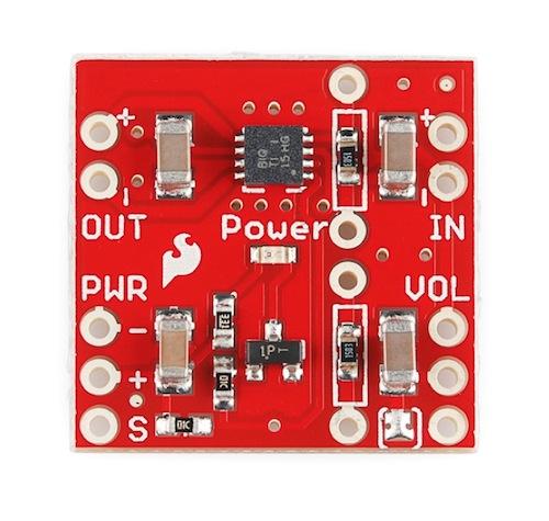 Mono Audio Amplifier Quickstart Guide - SparkFun Electronics