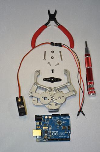 Robot Claw Tutorial - SparkFun Electronics