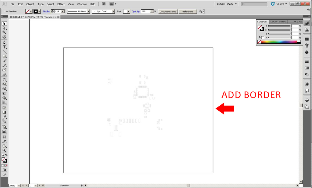 Making Your Own Solder Paste Stencils Sparkfun Electronics