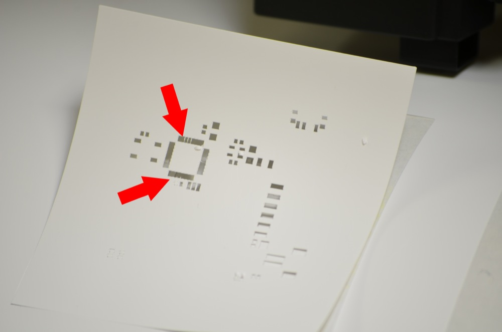 Making Your Own Solder Paste Stencils - SparkFun Electronics