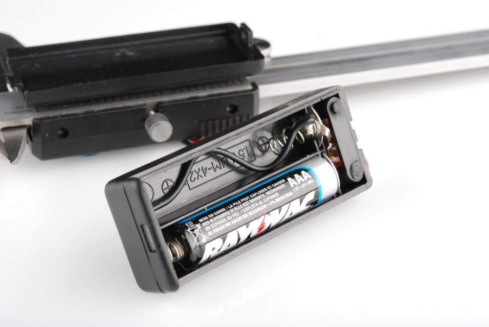 Digital Caliper Battery - SparkFun Electronics on